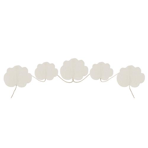Banderole nuage - naturel