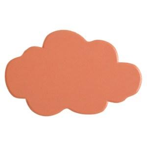 Confetti nuage - corail