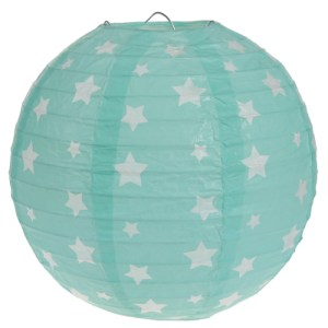 Lanterne étoile - jade