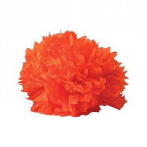 Boule crépon - orange