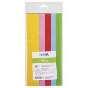Papier de soie assorti - multicolore