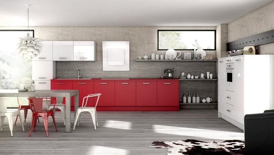 La Cuisine Rouge Inspiration Cuisine