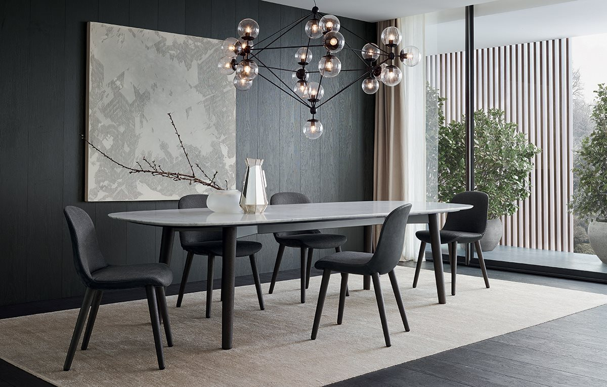 how to get a modern classic dining room on dining room inspiration id=28142