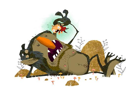 Troll 55 Captivating Examples of Illustration Art