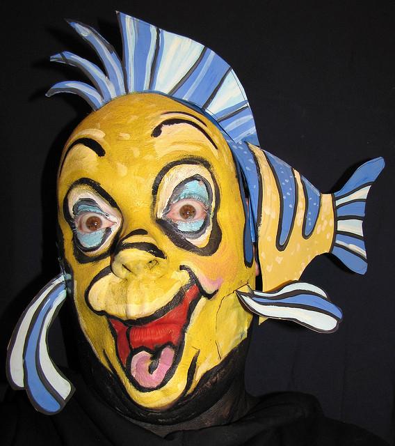 fish-face