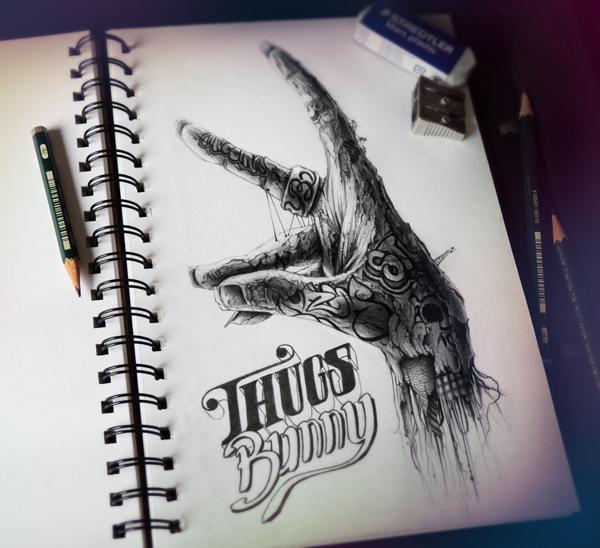 Sketchbook Art by Pez10