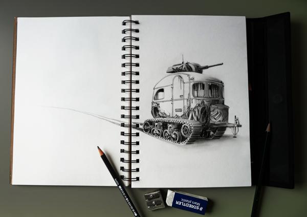 Sketchbook Art by Pez4