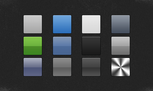 Apple Style Gradients by Daniel Price