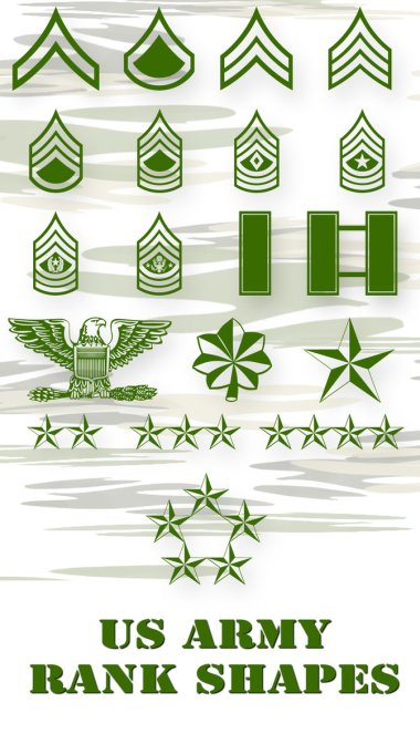 US_Army_PS_Vector_Shapes_by_Retoucher07030