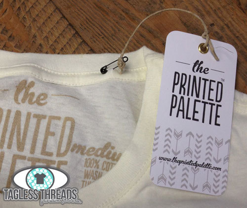 The Printed Palette
