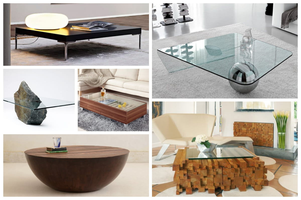30 modern coffee table designs ideas