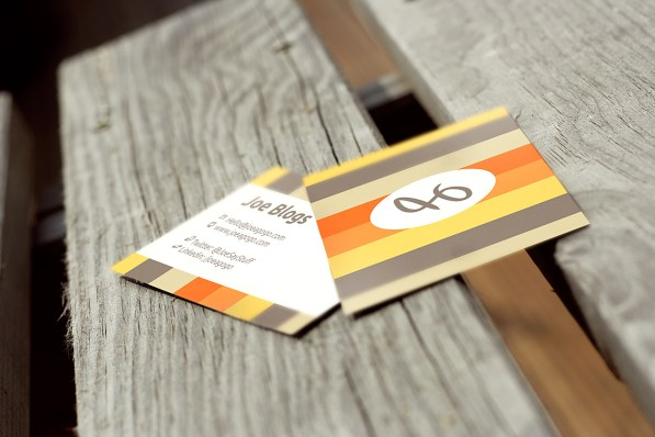 Business Card Mockup PSD by Jackson Howell