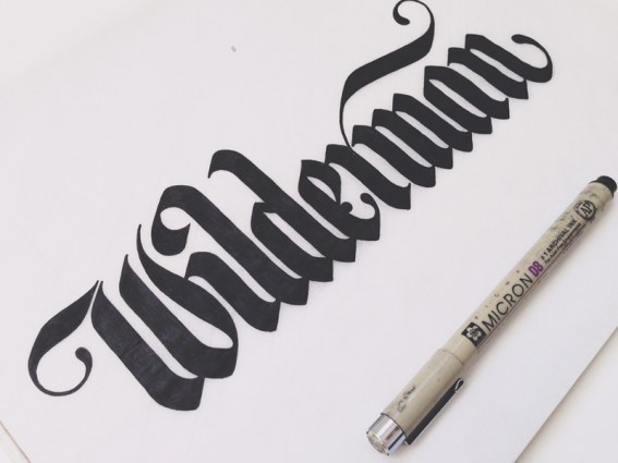 Wilderman Logo by Drew Melton