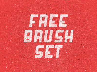 Subtle Brush Set by Jack Fahnestock