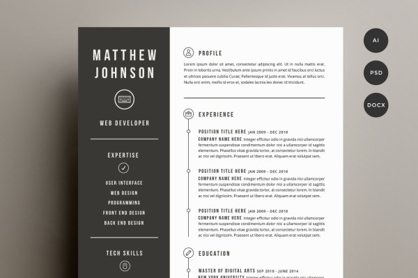 resume-cover-letter-template