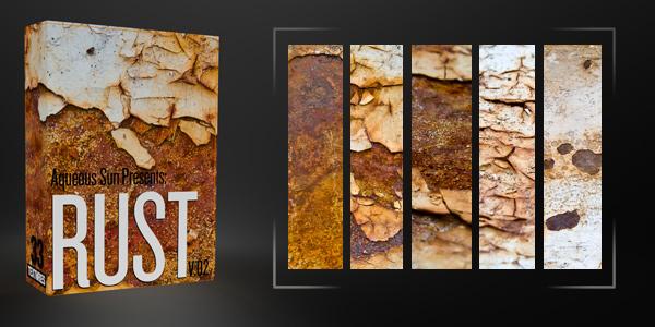 33 Rust Textures