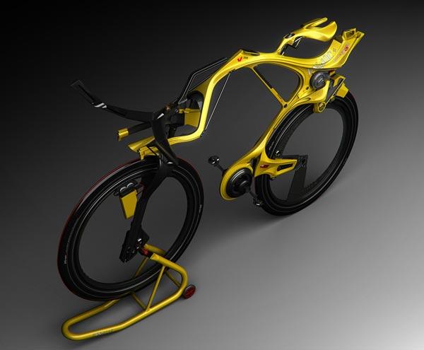 INgSOC Hybride Bike