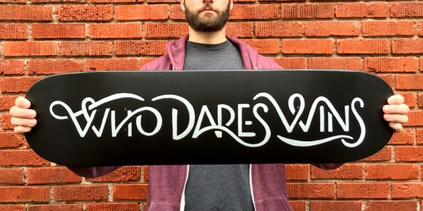 Who Dares Wins deck by Wells