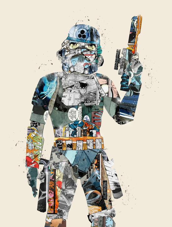 Modern Trooper by Bri Buckley