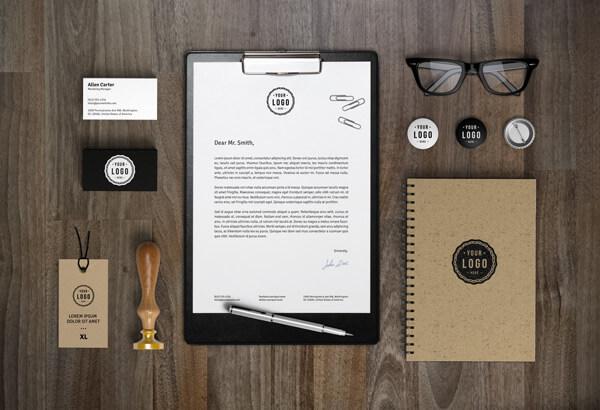 Branding : Identity MockUp Vol.7