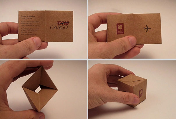 Cargo Box Business Card