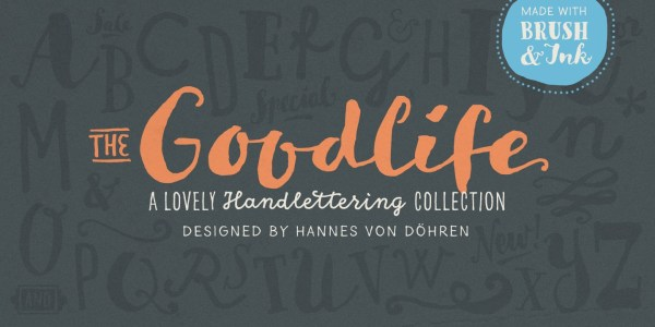 Goodlife by HVD Fonts