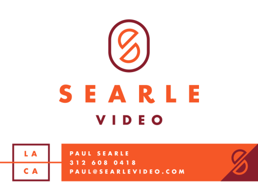 Searle Video by Kyle Anthony Miller