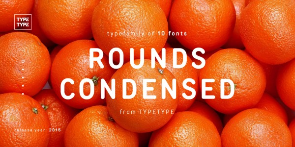 TT Rounds Condensed by TypeType