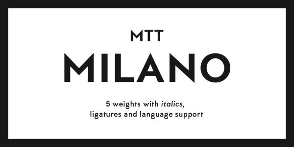 MTT Milano by MTT