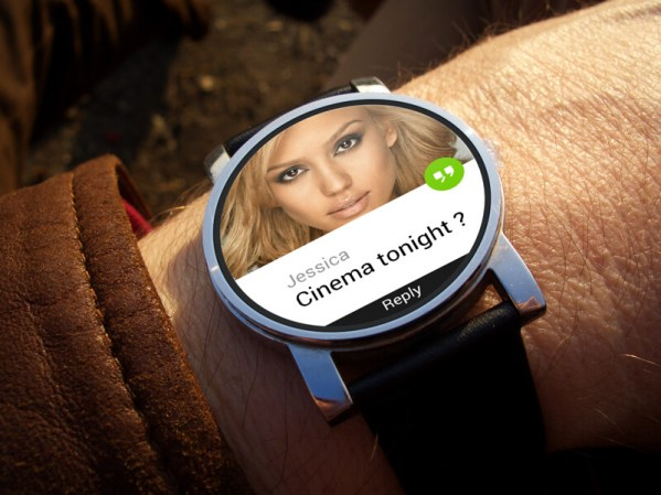 AndroidWear by Tibor Lovas
