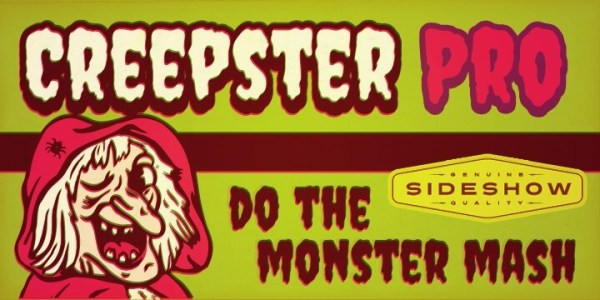 Creepster Pro by Sideshow