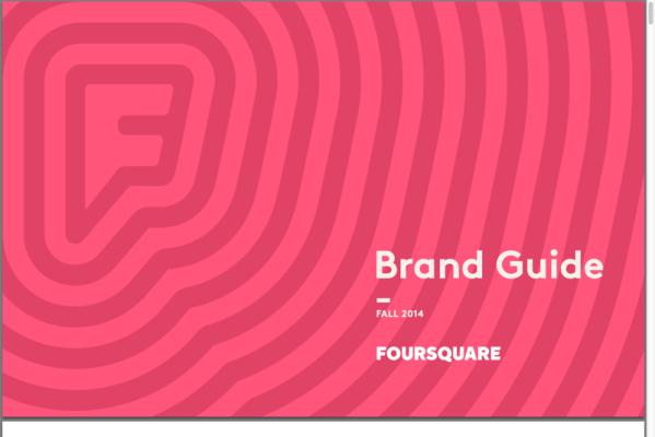 Foursquare Brand Guide