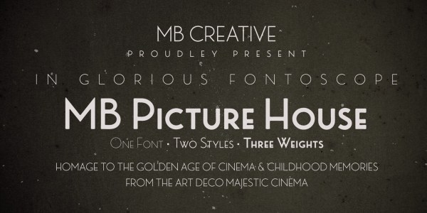 MB Picture House by M-B Creative