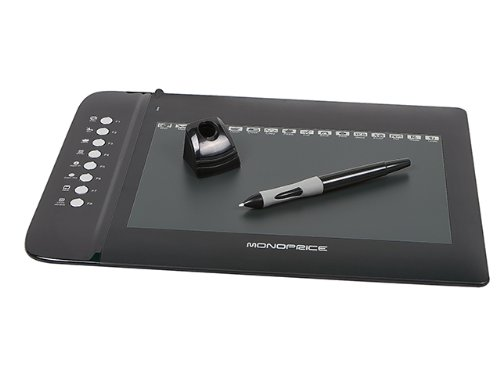 Monoprice MP1060-HA60 Graphic Drawing Tablet