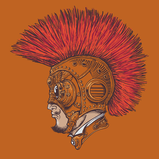 Steampunk-Punk by Peter Kramar