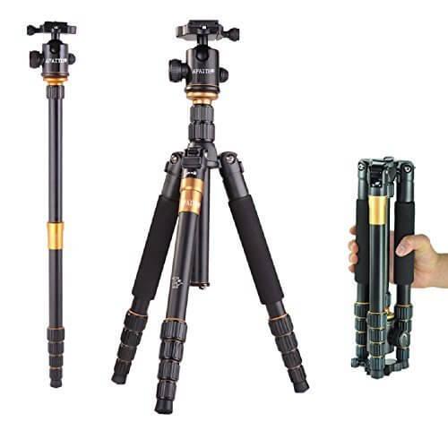 AFAITH Professional SLR Camera Tripod