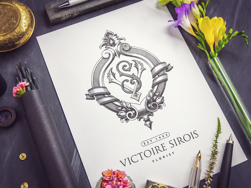 Victoire Sirois Monogram by Creative Mints