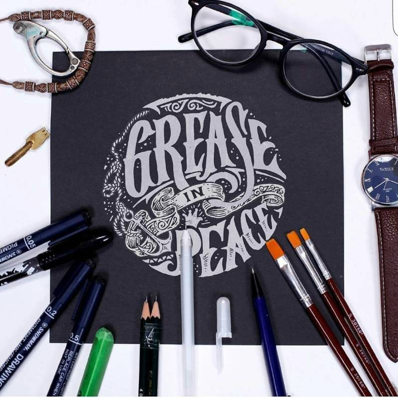 Grease in Peace by Alib Isa (1)