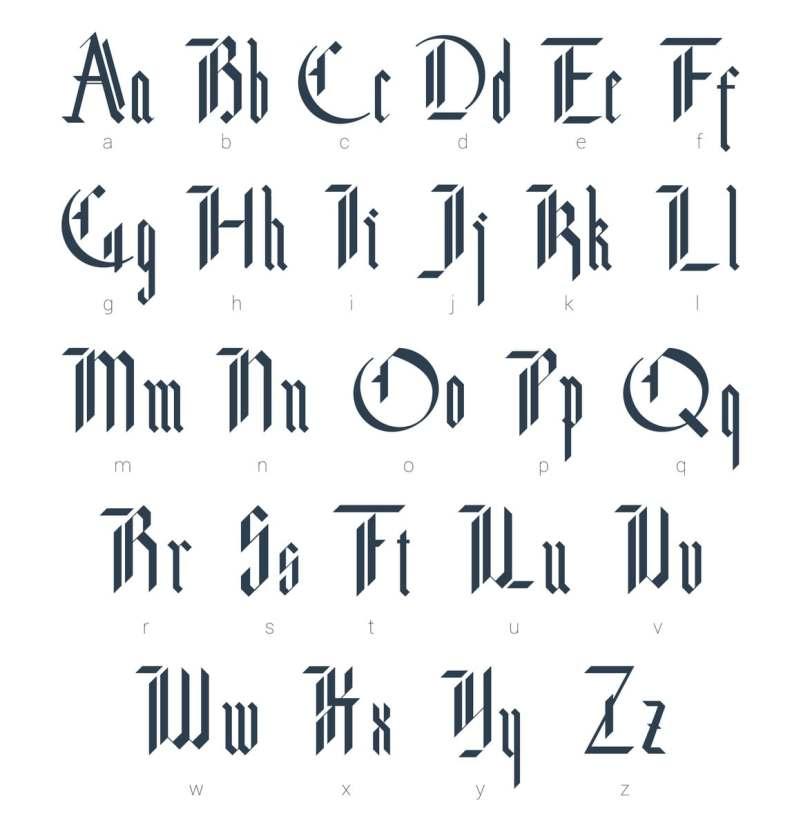 modern gothic font-min