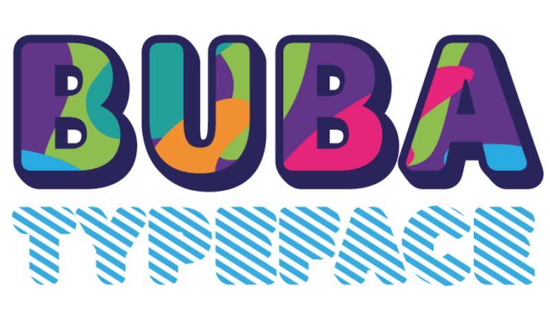 buba-typeface