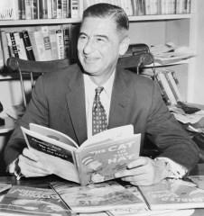 Dr Suess Children Books Author