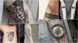 Hipster Tattoos