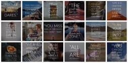 Inspirational Short Quotes
