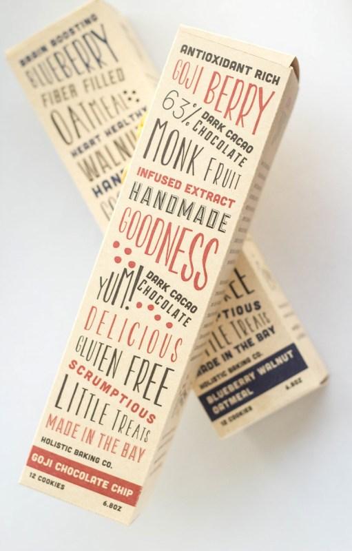Cookie Packaging Designs