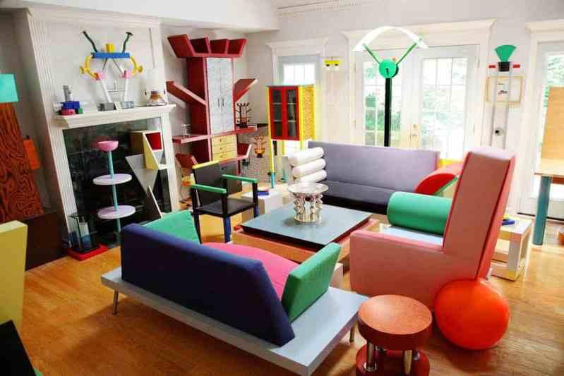 Memphis interior design