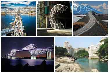 Interesting Bridge Designs Around The World