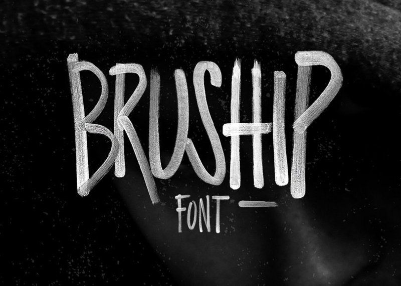 BRUSHIP Font & Typeface - Script Like Save BRUSHIP Font & Typeface - Script - 1 BRUSHIP Font & Typeface - Script - 2 BRUSHIP Font & Typeface - Script - 3 BRUSHIP Font & Typeface - Script - 4 BRUSHIP Font & Typeface - Script - 5 BRUSHIP Font & Typeface - Script - 6 BRUSHIP is a Highly useful, and incredibly versatile brush typeface bundle. High quality brush texture.