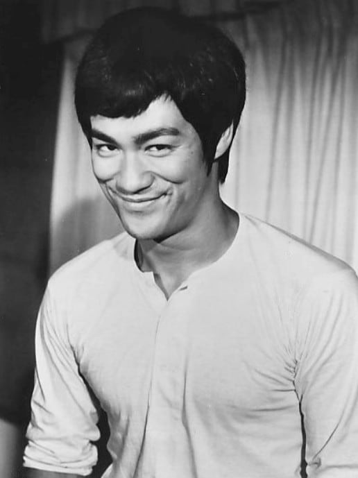 Bruce Lee young