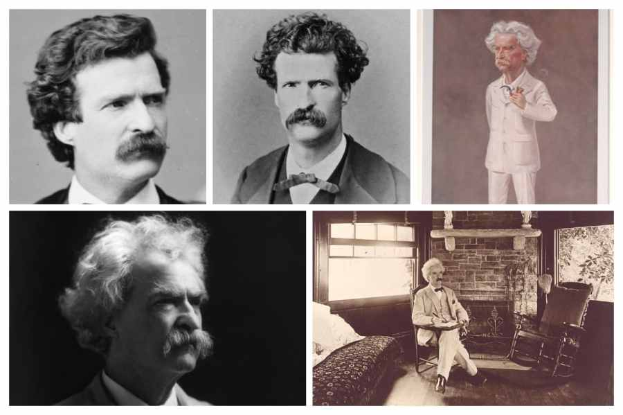 Mark Twain Quotes about Life and Writing