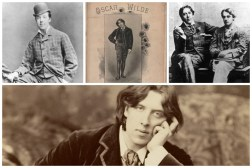 Oscar Wilde Life Collage